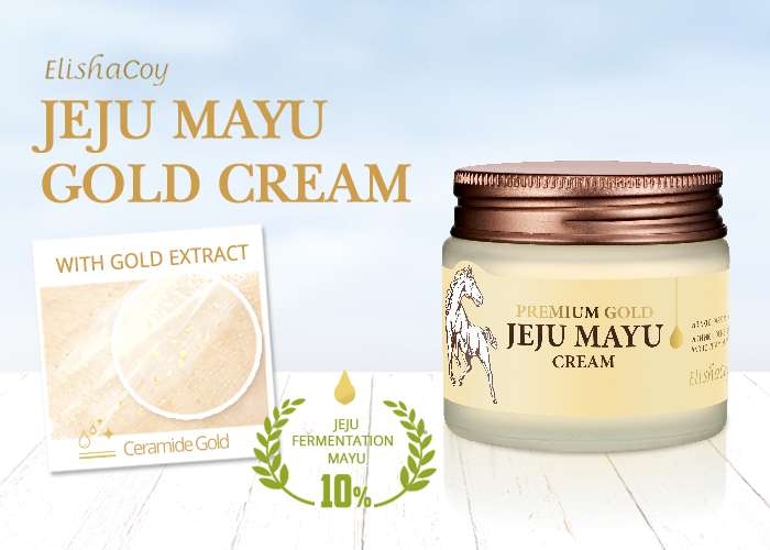 Jeju Mayu Gold Cream