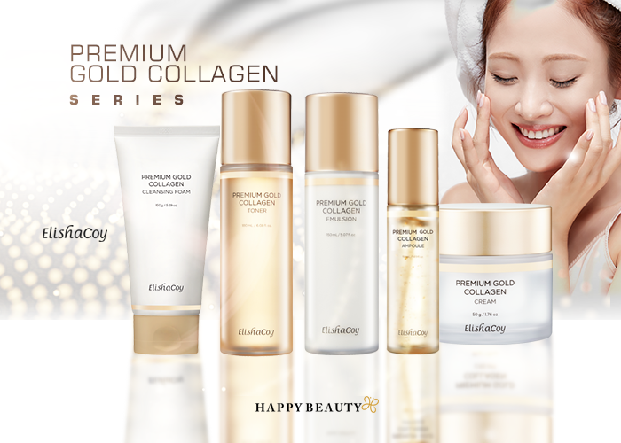 Gold Collagen Series Mobile