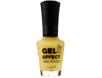 Sunny Yellow Gel Effect Nail Polish (15ml)
