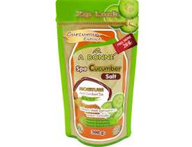 Spa Cucumber Salt 320g