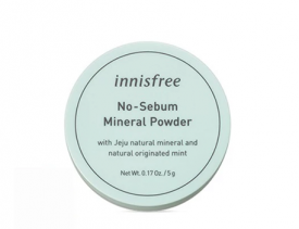 No-Sebum Mineral Powder 5g