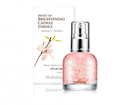 Moist Up Brightening Capsule Essence