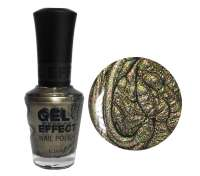 Copper Pearl Gel Effect Nail Polish (15ml)