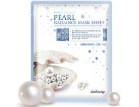 Pearl Radiance Mask Sheet (Pack of 10 Pcs)