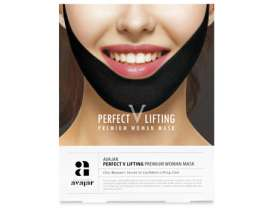 Perfect V Lifting Premium Mask (Black)