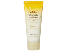 Honey Bee Mud Pore Tightening Mask 60ml