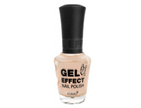 Baby Beige Gel Effect Nail Polish (15ml)