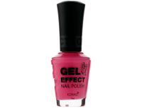 Cream Coral Gel Effect Nail Polish (15ml)