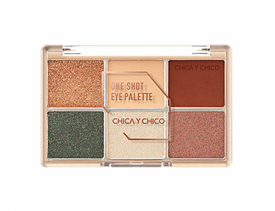 One Shot Eye Palette (Brick Khaki)