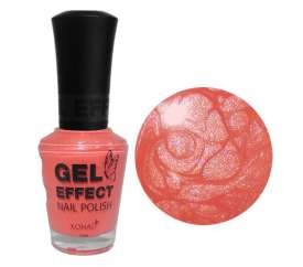 Pink Pearl Gel Effect Nail Polish (15ml)