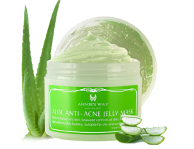 Aloe Anti-Acne Jelly Mask