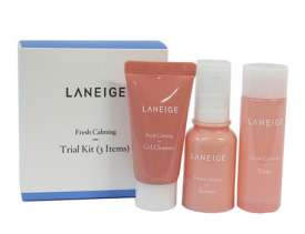 Laneige Fresh Calming Trial Kit (3items)