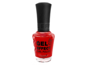 Extreme Red Gel Effect Nail Polish (15ml)