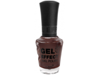 Chocolate Gel Effect Nail Polish (15ml)