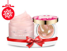 Bouquet Essence Cushion #23 + Moist Up Cream