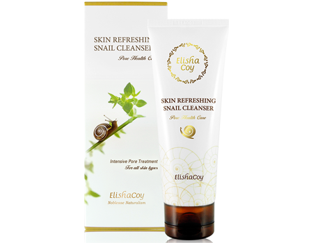 Skin Refreshing Snail Pore Cleanser