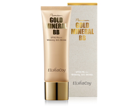 Gold mineral bb cream