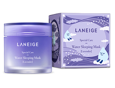 Water Sleeping Mask Lavender 70ml