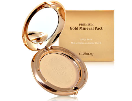Premium Gold Mineral Pact #23